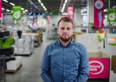 Vedoucí prodejny Möbelix